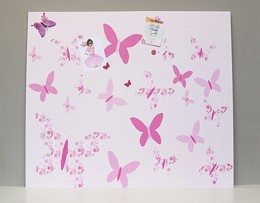 Giant Butterfly design board