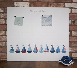 Giant boats design personalised